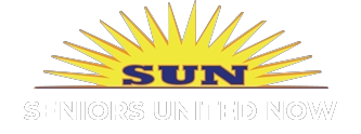 Seniors United Now logo